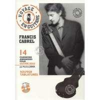 Cabrel : voyage en guitare (+ 1 CD)