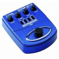 Behringer V-Tone Guitar Driver / DI GDI21 Modéliseur d'ampli pour guitare acoustique / préampli pour l'enregistrement direct / boîte d'injection (Import Royaume Uni)