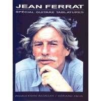 Special Guitare Tablatures Jean Ferrat