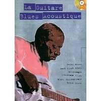 Guitare Blues Acoustique Livre+CD Tab