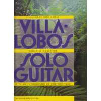 Collected works for solo guitar – Guitare