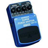 Behringer SUPER PHASE SHIFTER / SP400 Pédale d'effet phase-shifter (Import Royaume Uni)