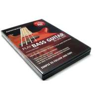 Basse Guitar Tuition Dvd: Bass Guitar Play In 1 Jour (Débutants Complets)