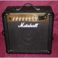 Ampli guitare Marshall MG15FX 15 Watts occasion