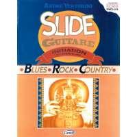 Venturini : Slide Guitare (+ 1 CD)