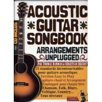 Acoustic Guitar Songbook (+ 1 CD) – Rebillard