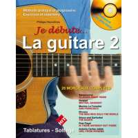 Heuvelinne : Je Debute la Guitare + CD Vol 2
