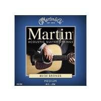 Martin Jeu de Cordes Guitare Folk Medium Light 13-56 – M150