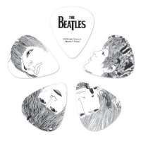 Planet Waves 1CWH6-10B1 Lot de médiators «The Beatles Collection Revolver» Heavy 10 pièces (Import Royaume Uni)