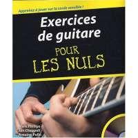 Exercices de guitare pour les Nuls (1Cédérom)