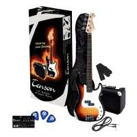 Tenson F502570 P Player Pack Set basse électrique