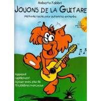 Jouons de la Guitare + CD