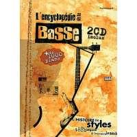 Encyclopédie de la Basse + 2 CDs